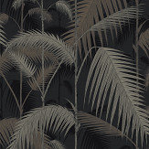 Cole & Son Palm Jungle Metallic Wallpaper - Product code: 95/1004
