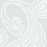 Cole & Son Rajapur Pale Blue Wallpaper
