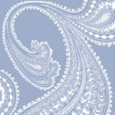 Cole & Son Rajapur Blue Wallpaper