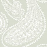 Cole & Son Rajapur Soft Green Wallpaper