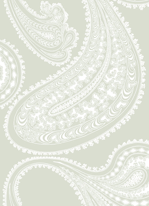 Cole & Son Rajapur Soft Green Wallpaper - Product code: 95/2063