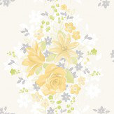 Albany Teresa Yellow Wallpaper - Product code: 262109
