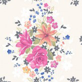 Albany Teresa Pink Multi Wallpaper - Product code: 262130