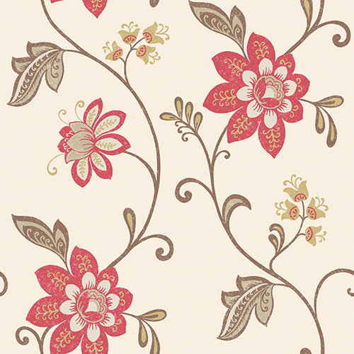 Albany Christina Red Wallpaper - Product code: 262208