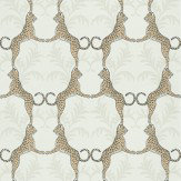 Thibaut Cheetah Beige / Off White Wallpaper