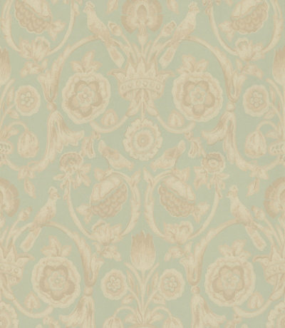 Image of Sheila Coombes Wallpapers Chaucer, W801-5