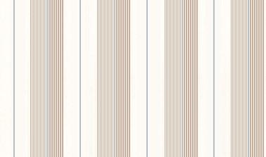 Ralph Lauren Aiden Stripe Blue / Beige Wallpaper main image
