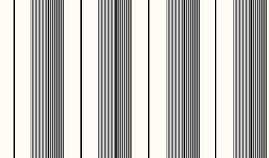 Ralph Lauren Aiden Stripe Black / Grey Wallpaper main image