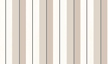 Ralph Lauren Aiden Stripe Beige / White Wallpaper main image