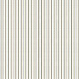 Ralph Lauren Marrifield Stripe Blue / Linen Wallpaper