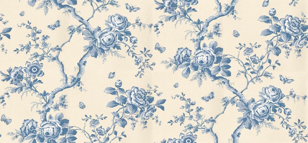 Image of Ralph Lauren Wallpapers Ashfield Floral, PRL027/01