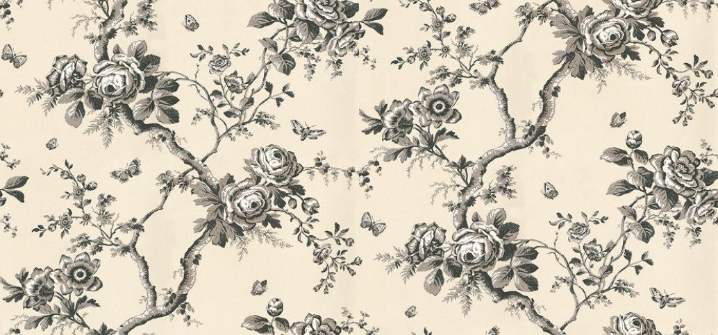 Image of Ralph Lauren Wallpapers Ashfield Floral, PRL027/03