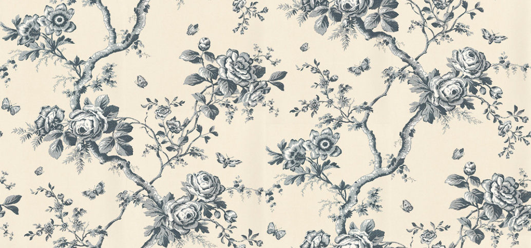 Image of Ralph Lauren Wallpapers Ashfield Floral, PRL027/05