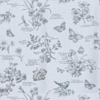 Ralph Lauren Nature Study Toile Blue Wallpaper