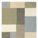 Iona Hessian Rug Small