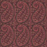 Sanderson Srinagar Red Wallpaper - Product code: 212124