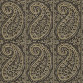 Sanderson Srinagar Charcoal Wallpaper - Product code: 212125