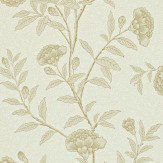 Sanderson Chinese Peony Linen Wallpaper