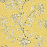 Sanderson Chinese Peony Yellow Wallpaper - Product code: 212135