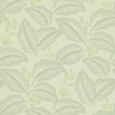 Sanderson Box Hill Green Wallpaper - Product code: 212144