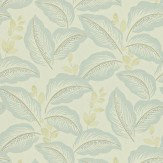 Sanderson Box Hill Blue Grey Wallpaper - Product code: 212146