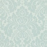 Sanderson Richmond Blue Wallpaper - Product code: 212150