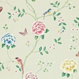 Sanderson Pavilion Opal / Multi Wallpaper - Product code: 212162
