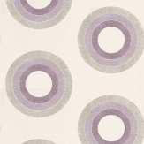 Osborne & Little Parure Ivory / Lilac Wallpaper - Product code: W6436-03