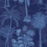 Sophie Conran Coconut Grove Midnight Wallpaper