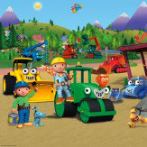 Walltastic Bob The Builder Mural - Product code: Bob The Builder