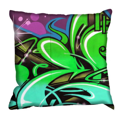 Image of Digetex Cushions Carnaby - Lime Cushion, Carnaby - Lime