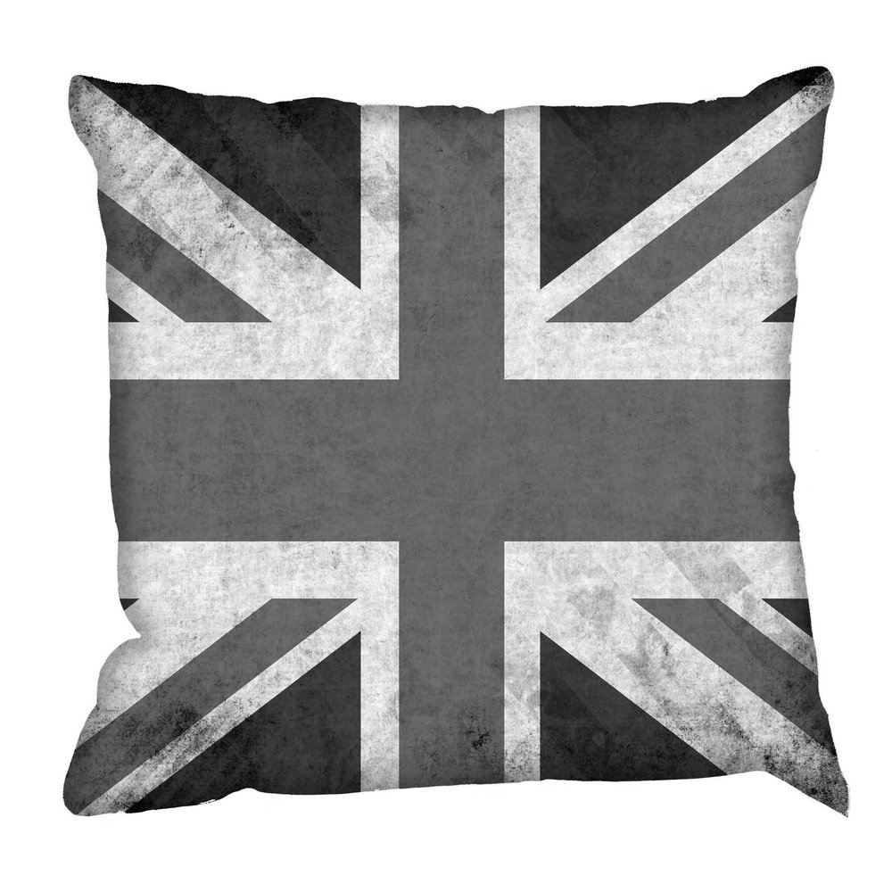 Digetex Vintage Jack B&W Cushion main image