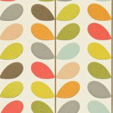 Orla Kiely Multi Stem Original Wallpaper