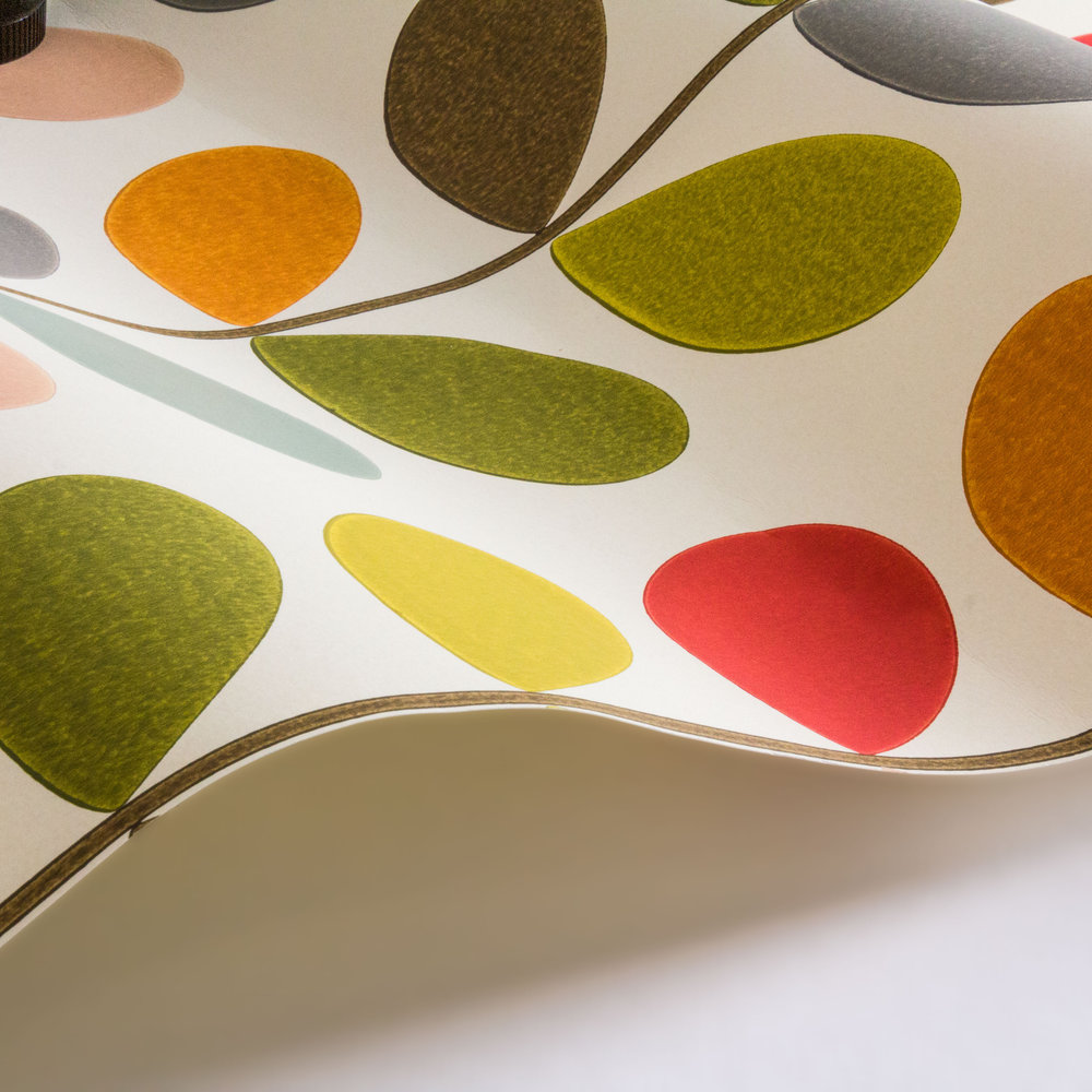 Orla Kiely Multi Stem Original Wallpaper extra image