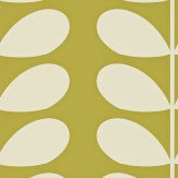 Orla Kiely Giant Stem Green Wallpaper