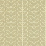 Orla Kiely Linear Stem Grey Wallpaper