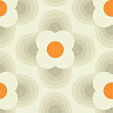 Orla Kiely Striped Petal Wallpaper