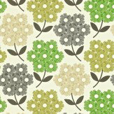 Orla Kiely Rhodedendron Green Wallpaper - Product code: 110413