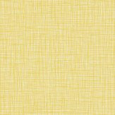Orla Kiely Scribble Yellow Wallpaper