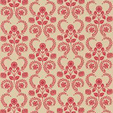 Harlequin Lucerne Red Fabric - Product code: 130338