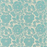 Harlequin Verena Taupe / Seagrass Fabric - Product code: 130344