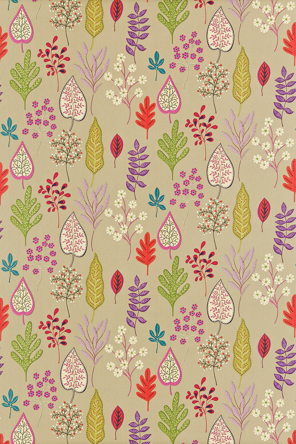 Zosa by harlequin beige multi wallpaper direct for Wallpaper direct