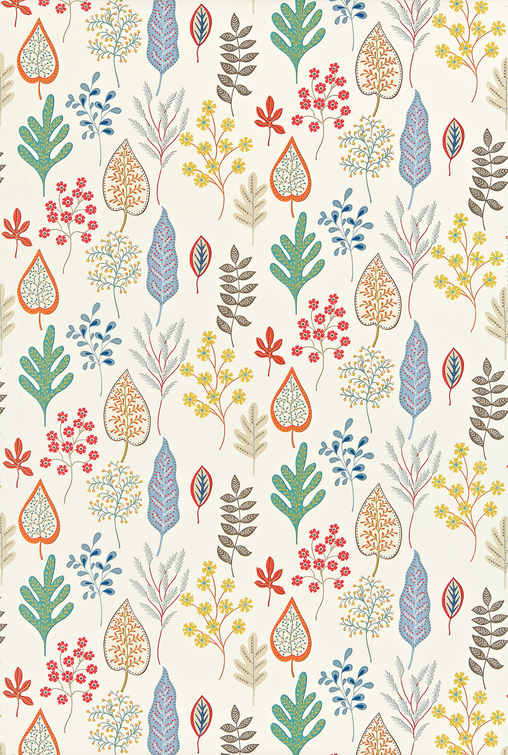 Zosa By Harlequin Neutral Multi Fabric Wallpaper