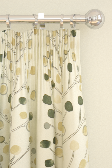 Scion Berry Tree Cream / Beige Curtains - Product code: 120050
