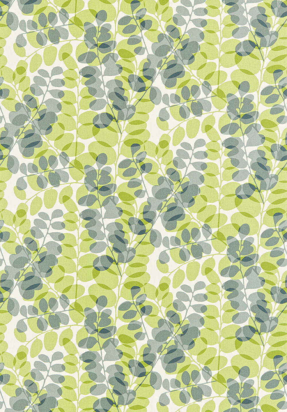 Scion Lunaria Green Fabric - Product code: 120064
