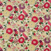 Sanderson Tree Poppy Fabric