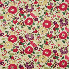 Tree Poppy By Sanderson Red Purple Green Wallpaper