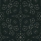 Christian Lacroix Paseo Jais Black Wallpaper