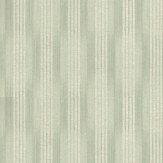 Zoffany Lys Verdigris Green Wallpaper