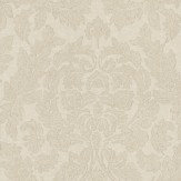 Zoffany Aquarelle Taupe Wallpaper